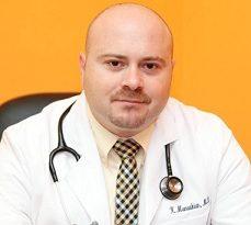 Krikor Manoukian, MD