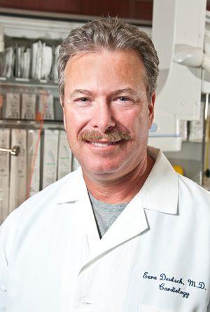 Acclaimed Interventional Cardiologist, Ezra Deutsch, MD is
