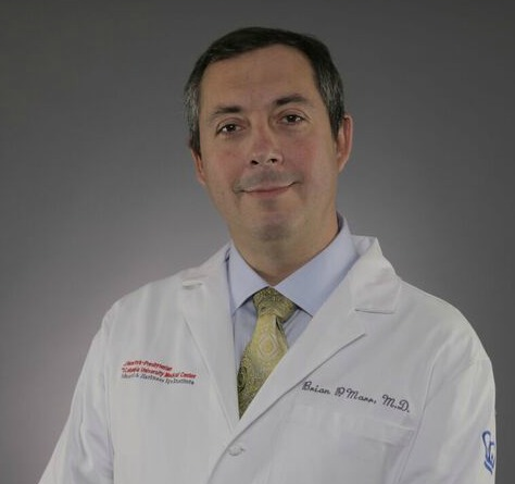 Brian P  Marr, MD, Ophthalmologist with Edward S  Harkness