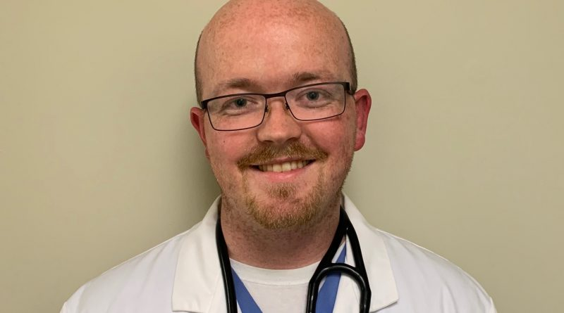 James Gill, MS, AGACNP-BC, CCRN Nurse Practitioner with
